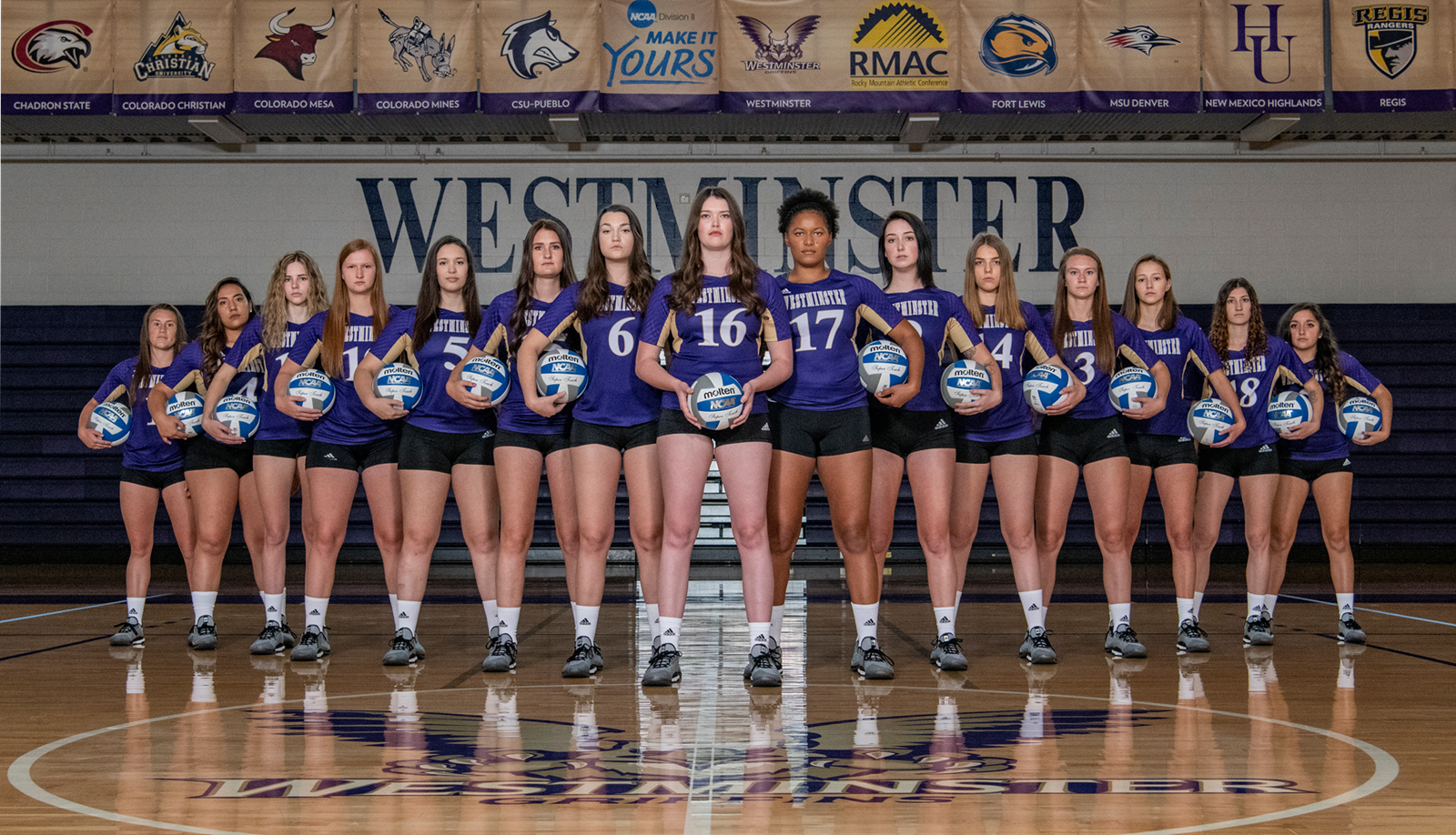 2018 Women S Volleyball Roster Westminster College Athletics